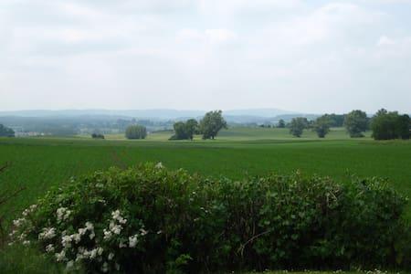 Traumhaft ruhige Ferienwohnung - Kulmbach