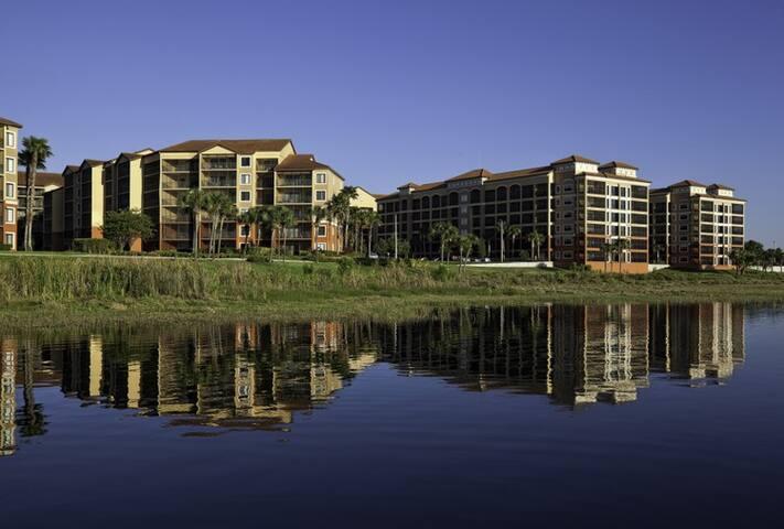 Alugo a semana no Westgate Lakes em Orlando