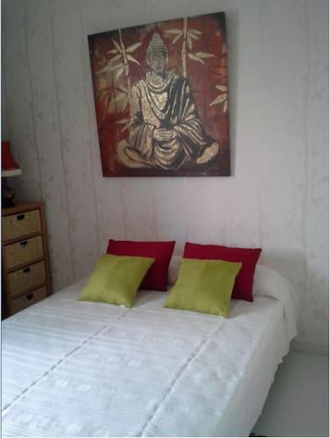 Bel Appartement ensoleillé chambre Magnolia - Le Mans - Pis