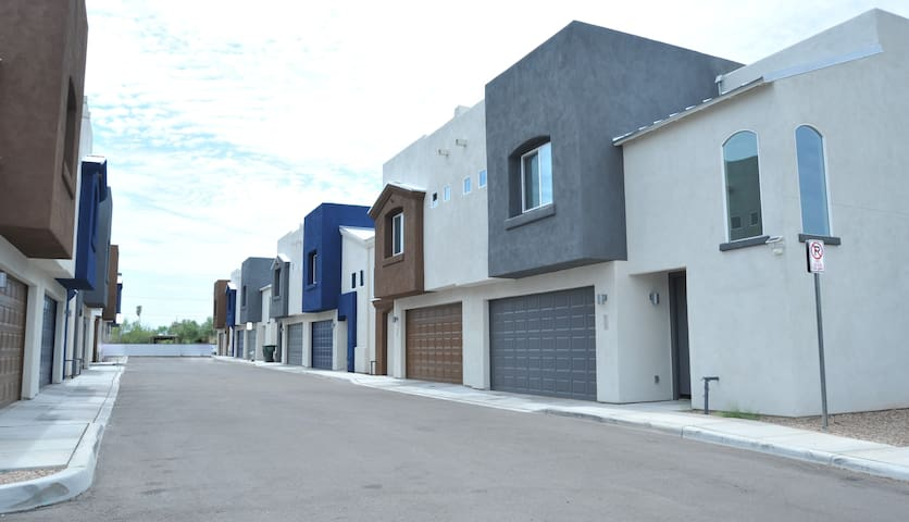 Brand New Home with Location, Location, Location.