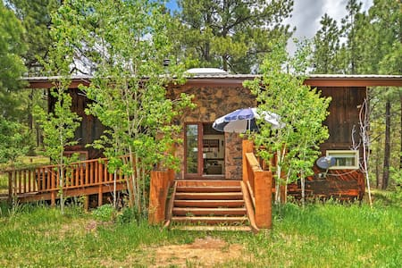 Peaceful 3BR Pendaries Mtn Cabin  - Rociada - Cottage