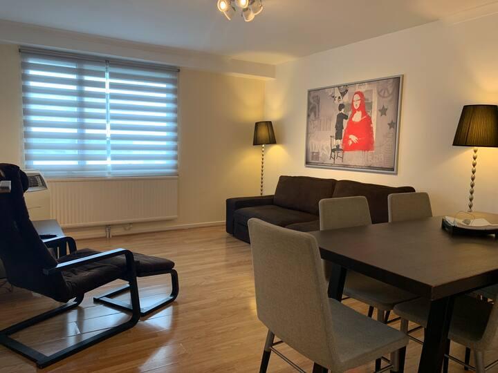 3 Bedroom Apartment Edgware Road / Marylebone