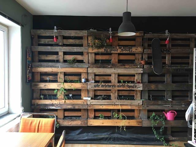 Cosy room in the heart of Ehrenfeld