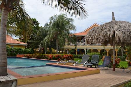 Waterfront apt Curacao - Spanish water Jan thiel