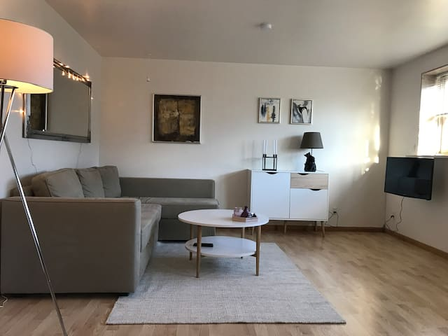 Nice and cosy 68 square meters apartment - Hoyvík - อพาร์ทเมนท์