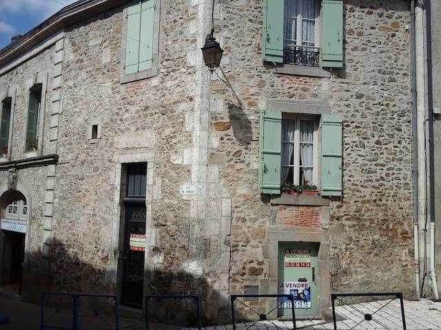 Chambre au coeur du Périgord Vert - Nontron - Apartemen