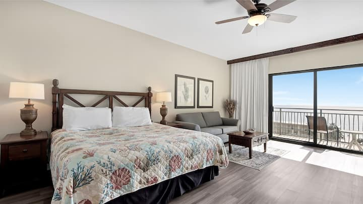 ❤️Origin 620- Stunning Gulf Views steps from beach!