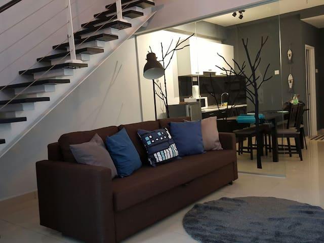 # Scott Garden for 2-6px Low Rm150 - Kuala Lumpur - Apartament