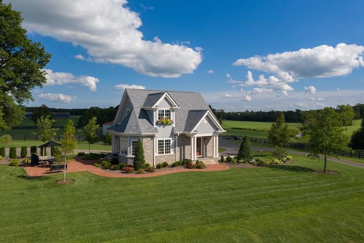 ARCADIA FARM COTTAGE - Luxury Bluegrass Retreat