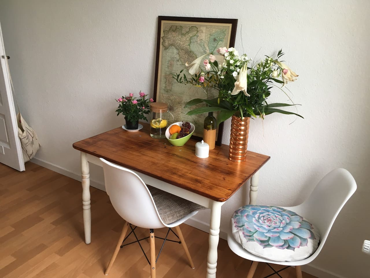 Lovely Flat in Urban Hannover - Apartments for Rent in Hannover, NDS ...