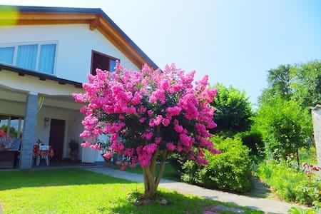 casa cristin nel verde 2 - Ispra