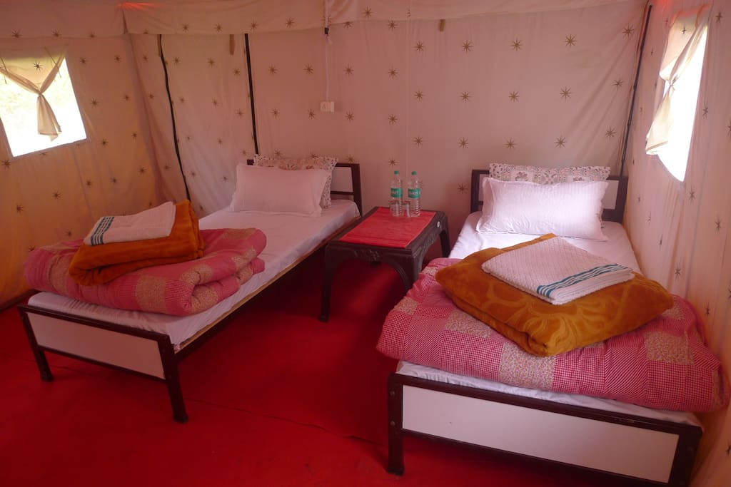 Twin bed & single bed's