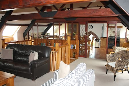5* Converted Chapel - Crickhowell - บ้าน