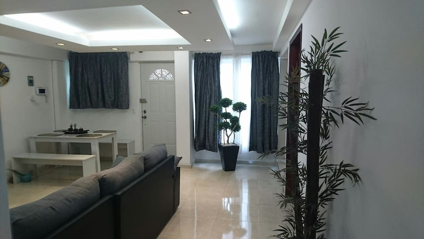 1.7km del aeropuerto - 墨西哥城(Ciudad de México) - 公寓