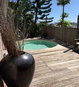 Petit appartement coquet et chaleureux - Nouméa - Lakás