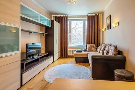 Уютная квартира на Коньково - Moskva - 公寓