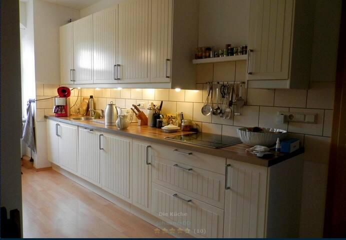Küche kann mit benutzt werden