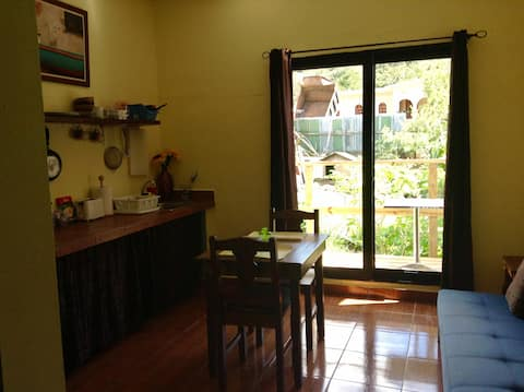 Charming Downtown Boquete Apt. With Balcony