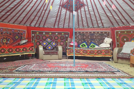 Kazakh Home stay and Yurt  in Mongolia