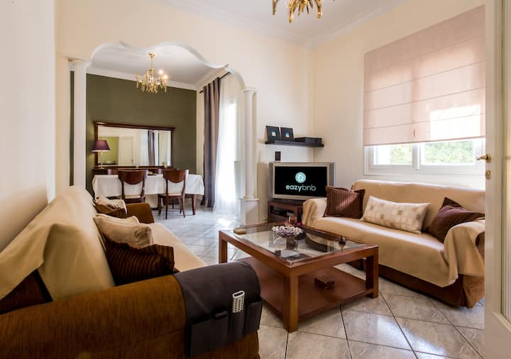 Adorable house with 2 bedrooms in Chalandri