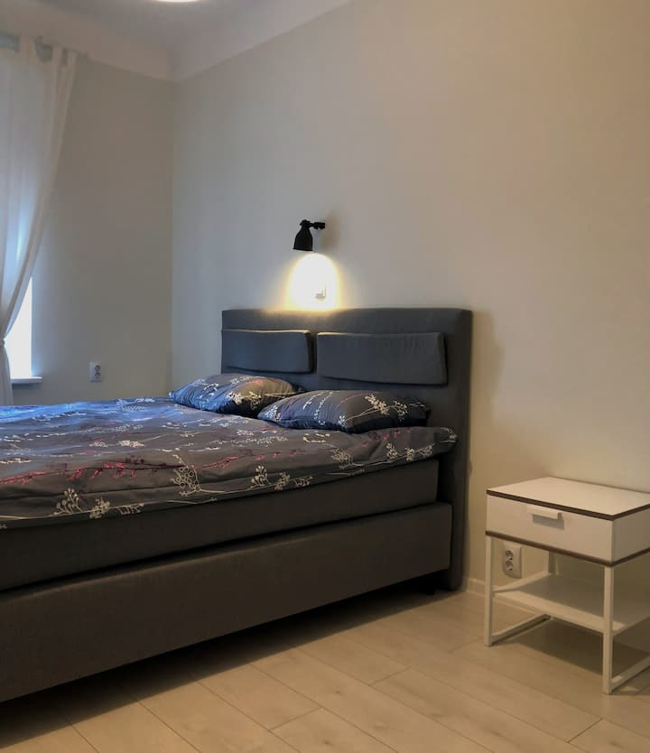 Downtown Tallinn apartment for up to 5guests!