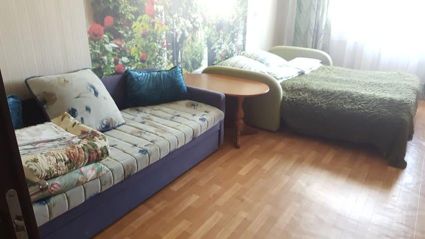 2- комнатная квартира