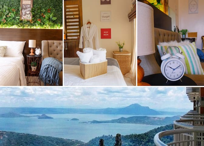 Taal View Garden Suites Tagaytay