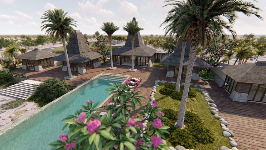 KANDORA Beach Villa -  Luxury villa - Sumba