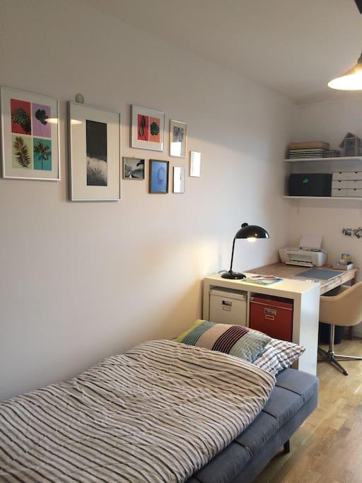 Helles und gem tliches zimmer im zentrum augsburgs for Augsburg apartments for rent