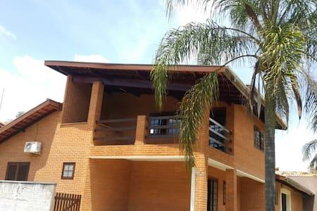 Casa para 10 pessoas, Represa jurumirim, Avaré - Itaí
