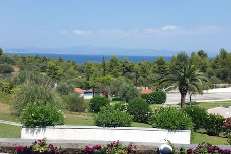 LUXURIOUS VILLA-BREATHTAKING VIEWS  - Chalkidiki - Villa
