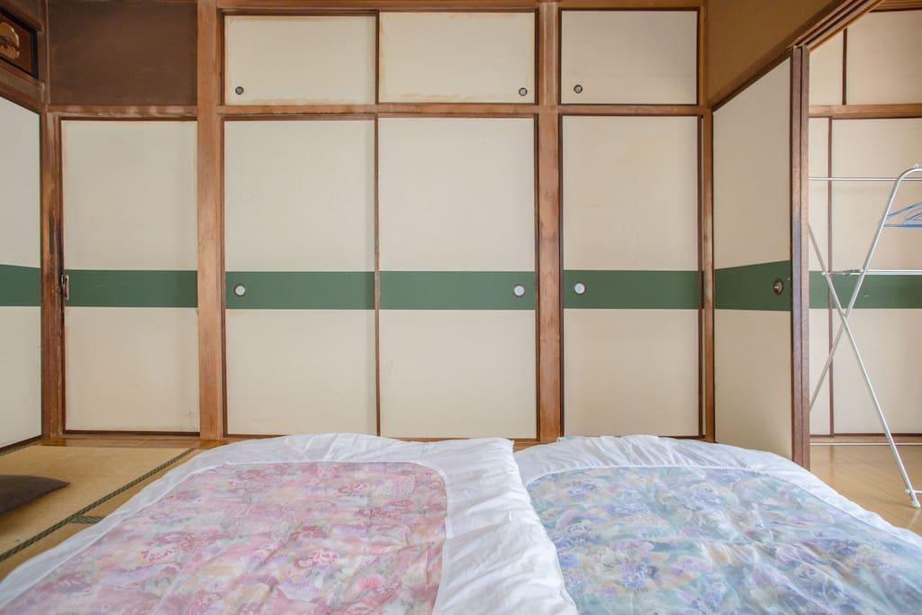 japanese traditional tatami room maisons louer ikuno ku saka shi saka fu japon. Black Bedroom Furniture Sets. Home Design Ideas