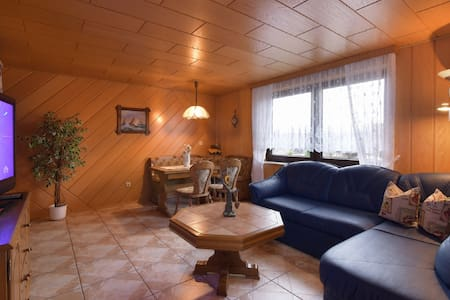 Ferienhaus in Drognitz, Fewo Linde - Drognitz - Apartment - 1