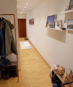 Zimmer in Schwabing - zentral, ruhig, modern.