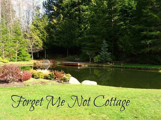 Forget Me Not Cottage - Sequim - Appartement