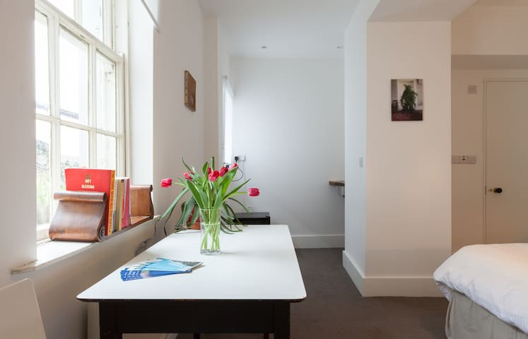Boutique Georgian Studio (1A) - Rathmines - Outro
