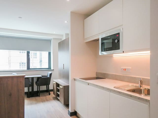 Liverpool City Centre Studio Apartment