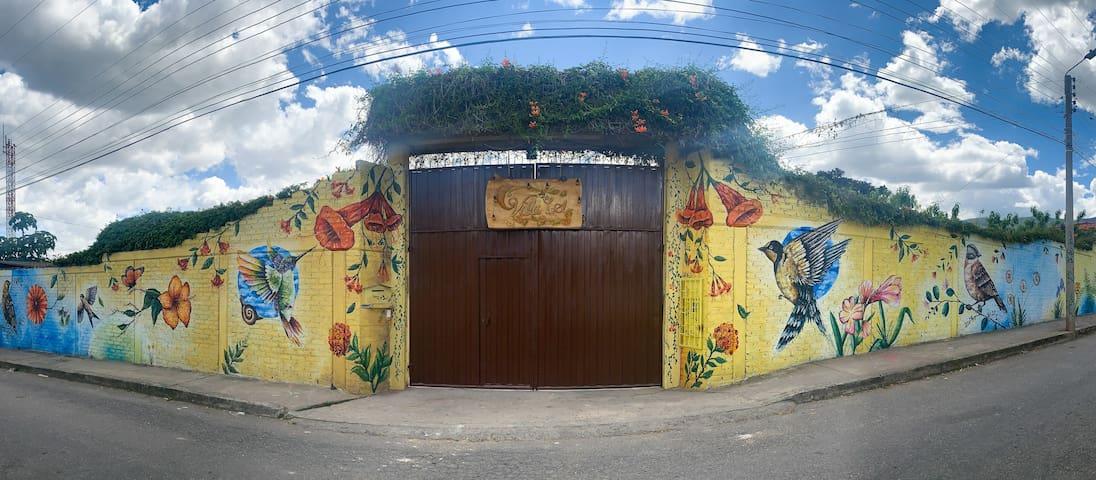 Villa Lel - Habitación Leshy (para compartir)