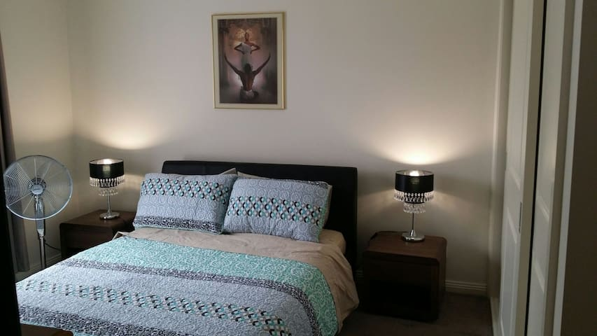 New Bedroom  with full ensuite - Glenroy