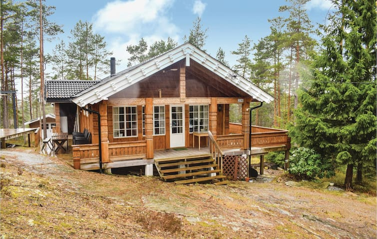 Holiday cottage with 4 bedrooms on 102m² in Kornsjø