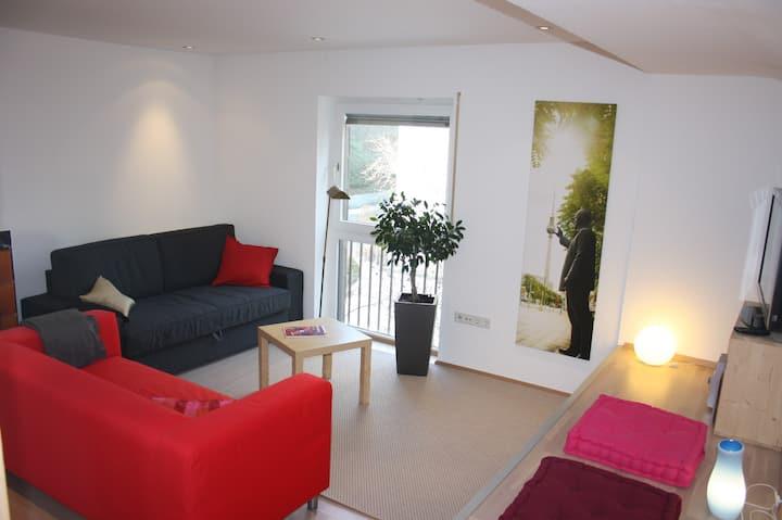 Komfortable Wohnung in schöner, ruhiger Lage