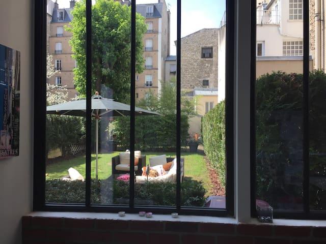 Un jardin a Paris - Saint-Mandé - House