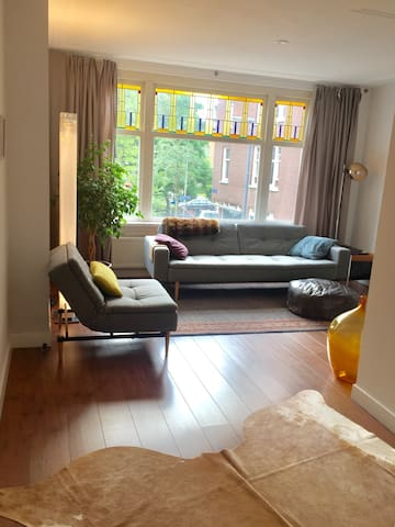 Beautiful cosy house just 10 min walking from CS
