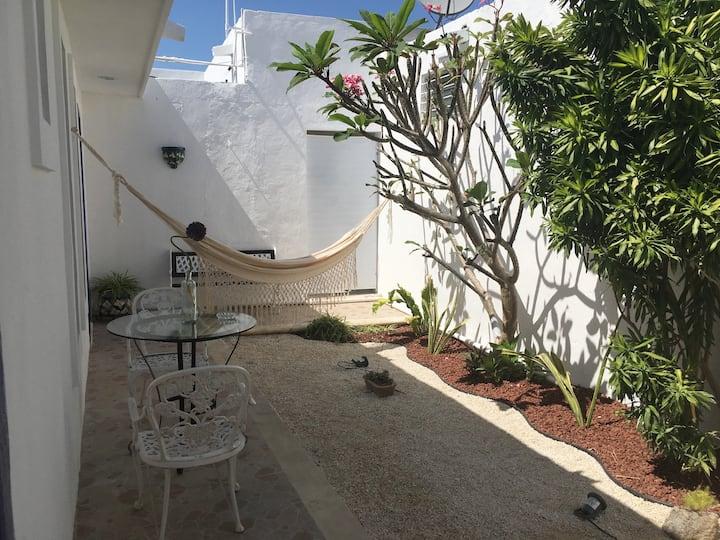 Departamento con terraza en Mérida Prado Norte