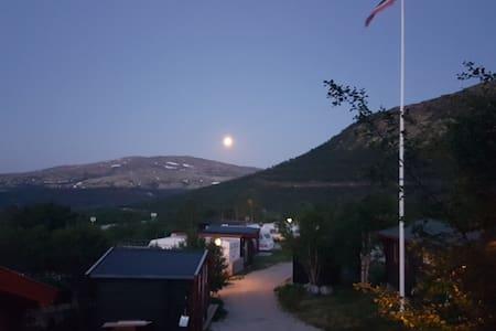 Hjerkinnstua - Snøhetta camping