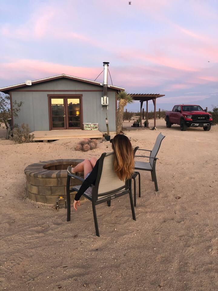 The Cabin Del Oro