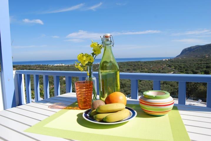 Milatos Village agrotourism hotel-Maria's flat