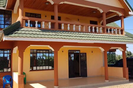 Thika Green guest hse