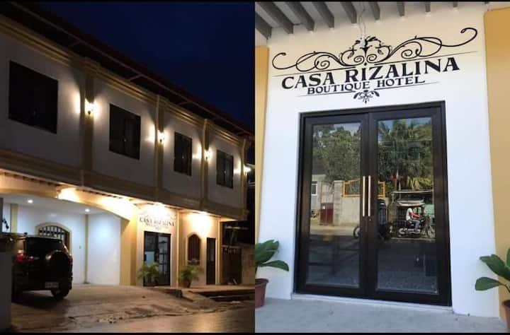 Elegant Room at Casa Rizalina Hotel