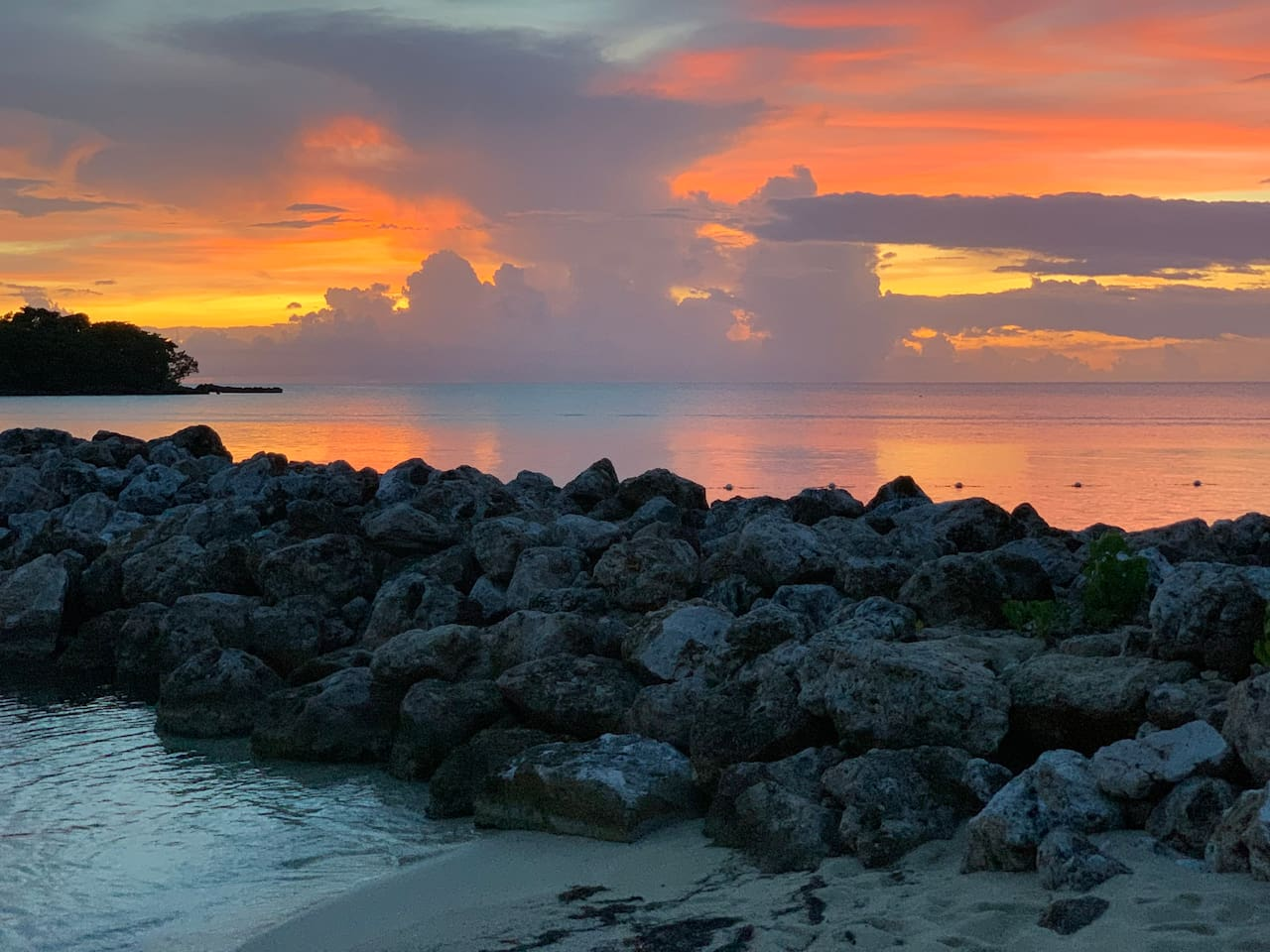 Negril Sunset. Favorite time of Day